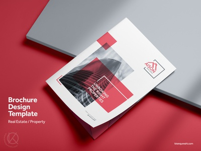 Company Profile Brochure   Real Estate & Property
