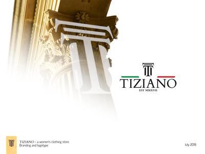 Tiziano - a women's clothing store