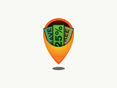 VoucherPoint vouchers kiosk touchscreen map marker
