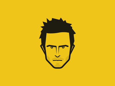 Pinkman jess pinkman heisenberg breaking bad face illustration icon face