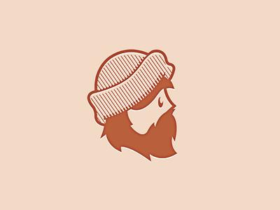 Beard Character beard hat sailor lumberjack rough outdoors face icons hairy badass