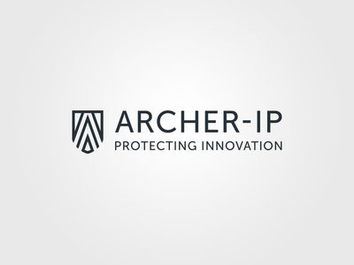 Archer Intellectual Property ip intellectual property law protection innovation shield arrow a