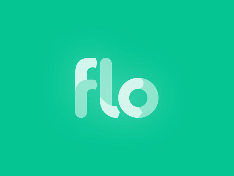 Flo software brand movement arrows flow