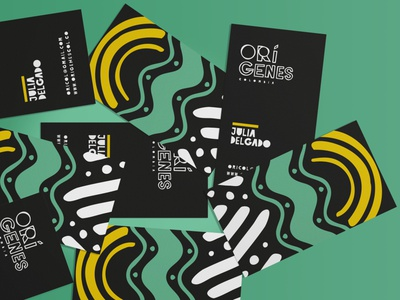 ::: ORÍGENES ::: icon nature logo businesscard design illustration typography branding brand design logo