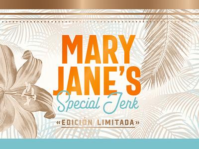 :: MARY JANE´S:: packaging branding design