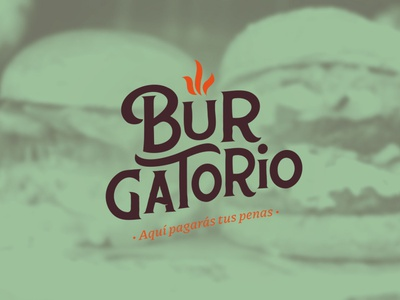 :: BURGATORIO :: graphic design design nature logo brand design logo branding