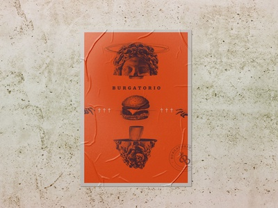:: BURGATORIO :: branding graphic design brand design design illustration poster design logo