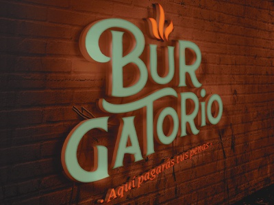 :: BURGATORIO :: graphic design design brand design typography logo branding