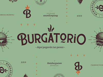 :: BURGATORIO :: graphic design brand design typography logo design branding