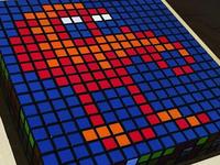 Rubik's's Cubism