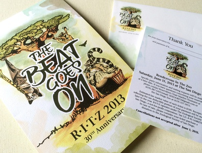 The Beat Goes On - R.I.T.Z 2013