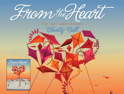 From the Heart - Invitation
