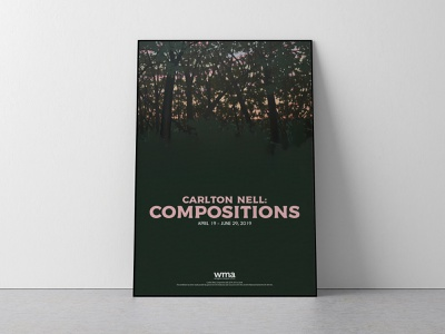 WMA Marquees poster art poster exhibition graphic design logo art typography graphic design