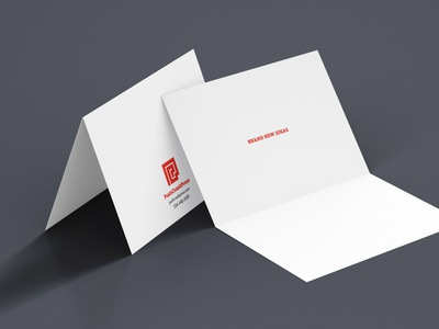 PCP Notecards notecard print illustration logo design collage art collage graphic design graphic branding design