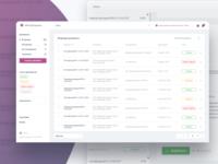 E-Document SaaS Dashboard Design