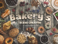 Bakery Scene Creator Top View