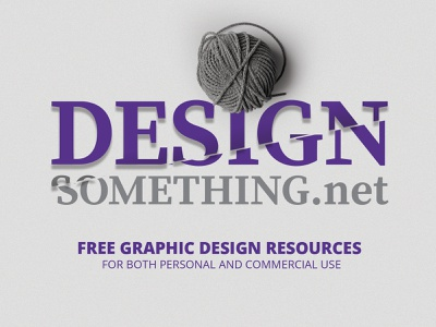 DesignSomething.net branding script overlays textures retro bundle logo typography graphic fonts design freebie free