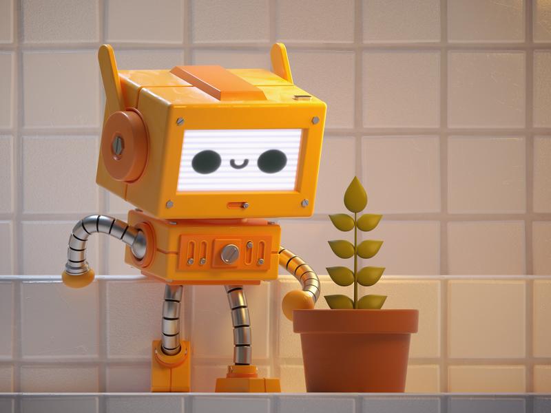 Robot KS / 01