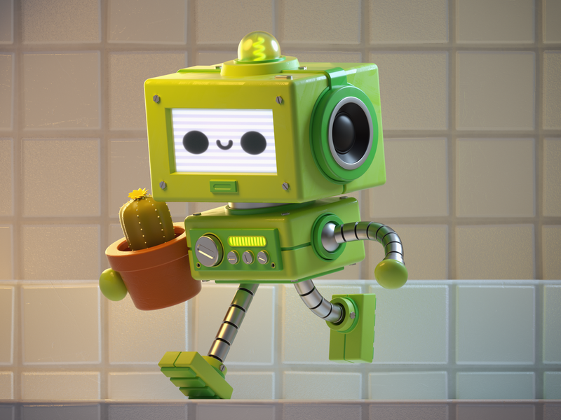 Robot KS / 02