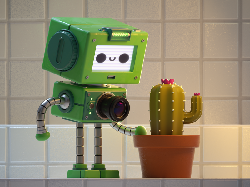 Robot KC / 03