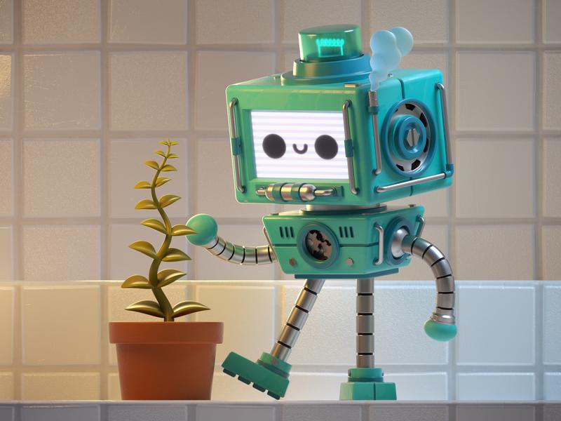 Robot KS / 04
