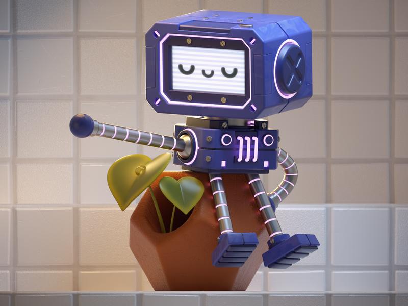 Robot KC / 06