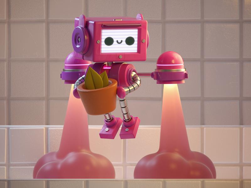 Robot KR / 07