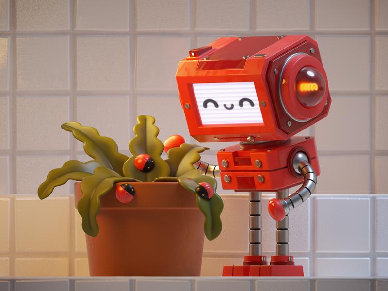 Robot KL / 08