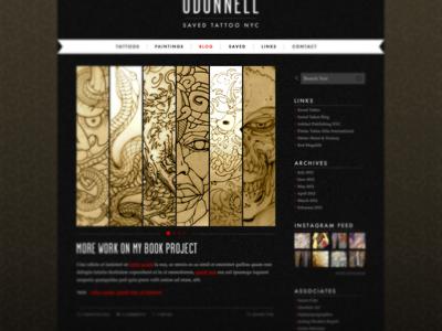 O'Donnell Custom Wordpress