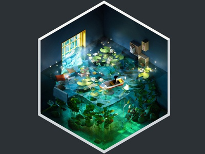 4² Rooms - Flooded Room