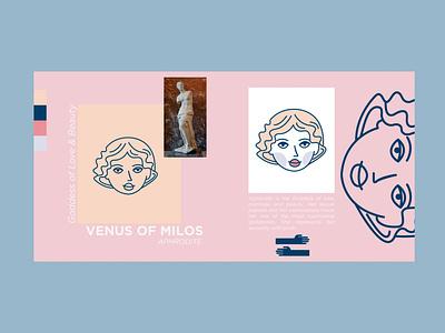 GreekGods Series woman illustration woman visual art vector illustrator illustration art illustration design icon character
