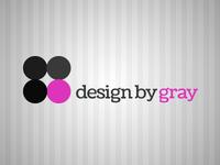 Design by Gray - Logo Concept II