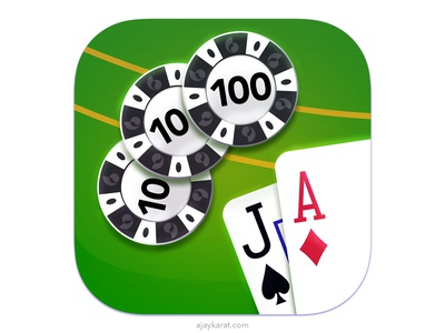 Blackjack App Icon