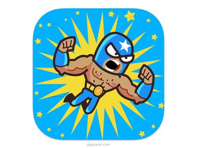 Luchador App Icon