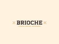 Brioche Logotype