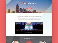 Real Estate Event Landing Page