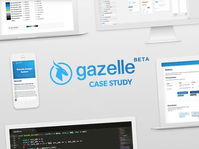 Case Study: The Gazelle Design System