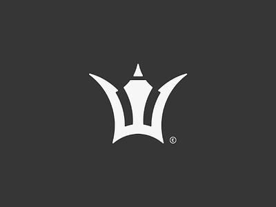 Atlantiser Logomark atlantiser minimalist logo branding agency symbol logo mark icon golden ratio minimal logo logo design logo branding