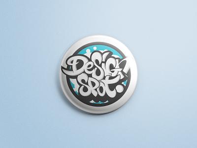 "Macbook Sticker ""Design Spot"" macbook lettering calligraphic minsk epam vector art design minsk letter epam design spot"