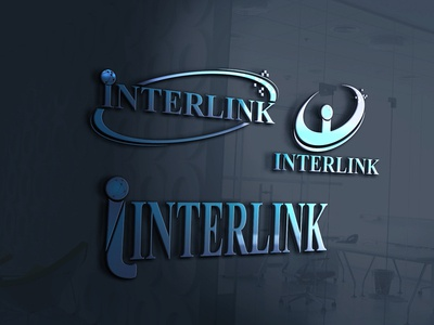 Interlink Logo Design
