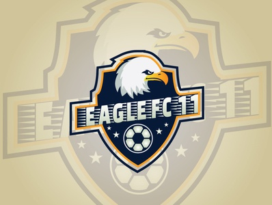 Eagle FC Logo Design