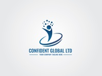 Confident Global Ltd Logo Design