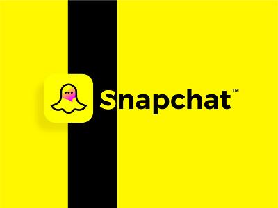 Snapchat Logo Redesign Concept. icon design yellow logotipo logotype chat logo redesign concept redesign logo app logo meaningful logo app icon creative logo conceptual logo logo designer logo design modern logo icon branding logo snapchat logo snapchat