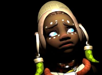 sadness face