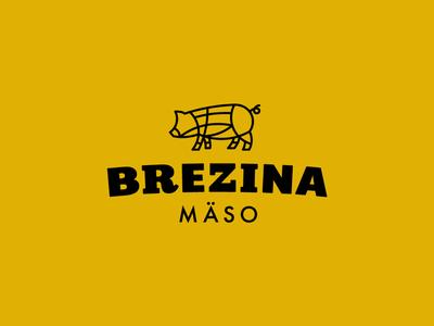 Logo Design Mäso Brezina