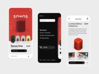 Mobile Shop Concept