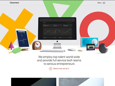 Website exploration