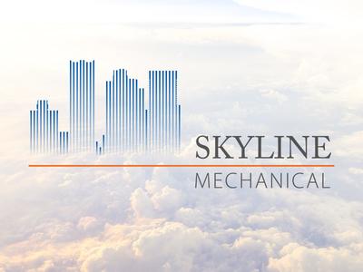 Skyline Mechanical Logo