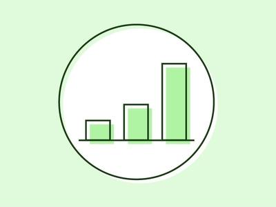 Graph/Economics Icon