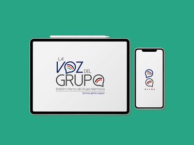 Vozgrupo Logo